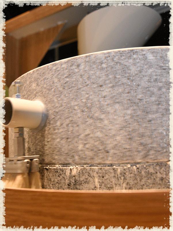 石臼挽き自家製麺