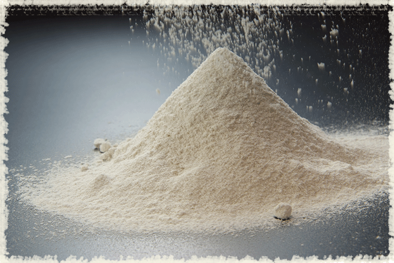 蕎麦粉のこだわり